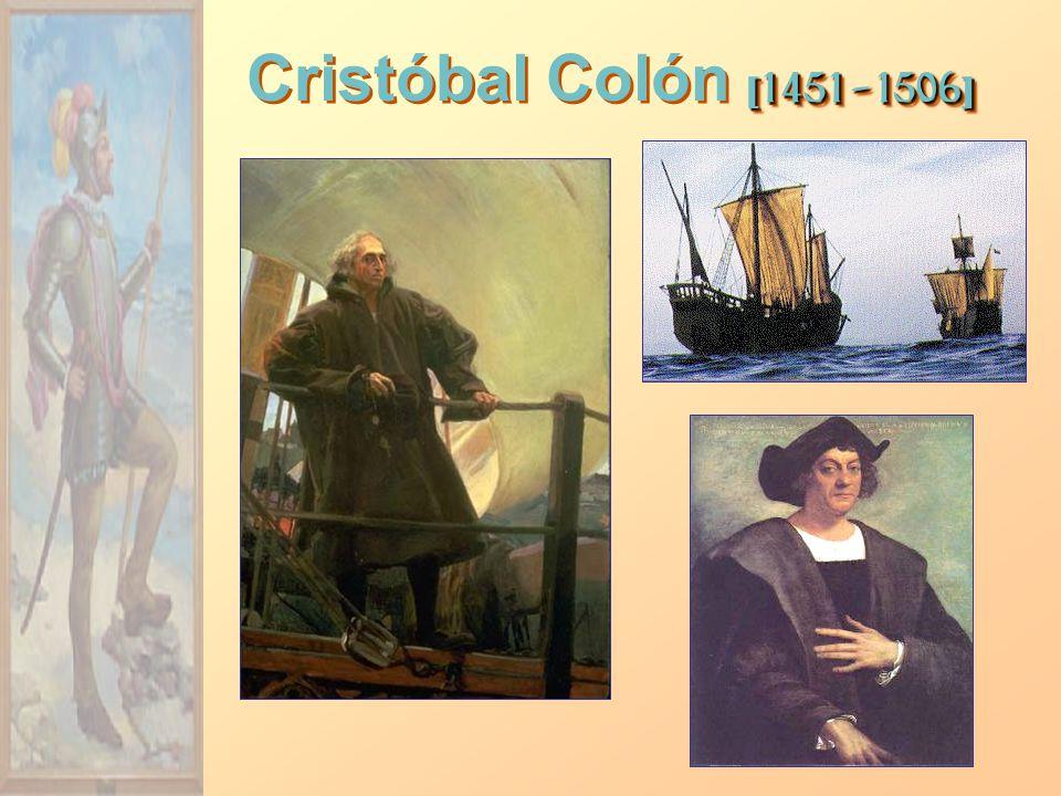 Cristóbal Colón [1451-1506]